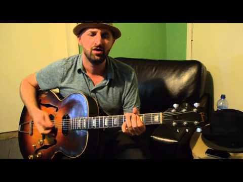Asheville Sessions: Seth Walker - Trouble