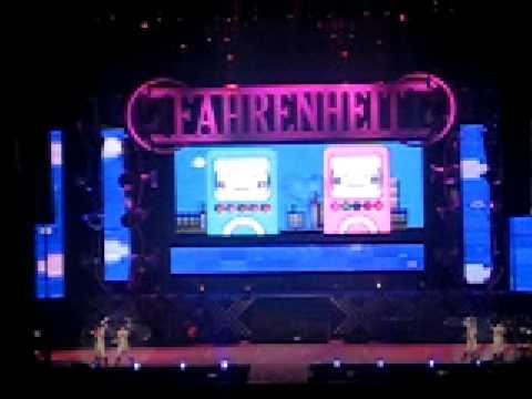 飞轮海 Fahrenheit  2008 想入飞飞新加坡演唱會- 爱的王道