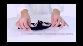 Calexotics Entice Crotchless Vibrating Panty Product Demo and Review
