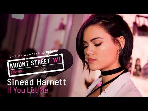 Sinead Harnett - If You Let Me (Sophia Webster x Rinse: Mount Street Sessions)