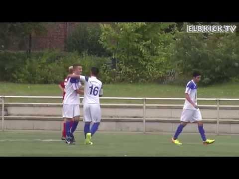 Düneberger SV - Eimsbütteler TV (U19 A-Jugend, Landesliga, ALL 02) - Spielszenen | ELBKICK.TV