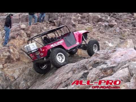 All-Pro FJ40 on JackHammer