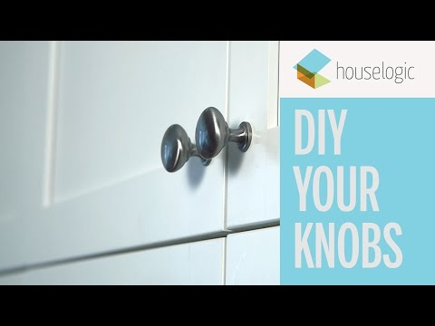 This simple DIY project will transform your kitchen and bathroom to boost return on investment.