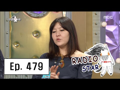 [RADIO STAR] 라디오스타 - Han Hye-yeon turned down the Ha Jung-woo's offer? 20160525