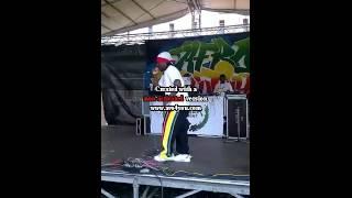LIKKLE DANNY - LIKKLE DANNY LIVE AFRICAN GERMAN FESTIVAL PART 2
