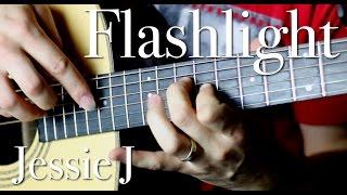 Flashlight - Jessie J   Fingerstyle Guitar Interpretation