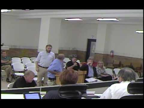 2016-09-06 Board of Supervisors Meeting