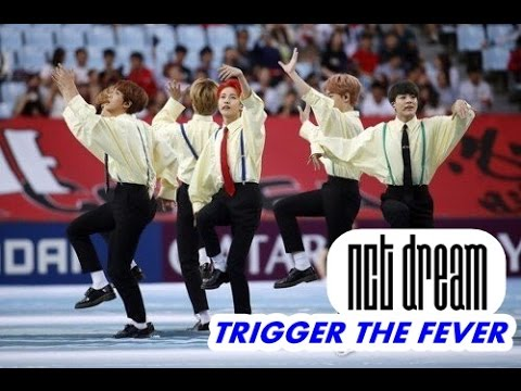 [Live HD 720p] 170520 NCT DREAM - Trigger The Fever @ 2017 FIFA U-20 World Cup