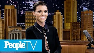 Ruby Rose Gets Emotional Over Batwoman Casting: 'I Kept Spontaneously Crying' | PeopleTV