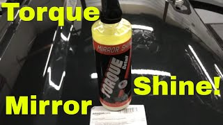 Torque Detail Mirror Shine!!! Is This Another TopCoat F11!? Or More Like BEAD MAKER?