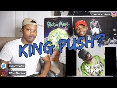Pusha T - The Story Of Adidon (Drake Diss) - REACTION   OMG
