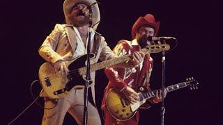 ZZ Top - World Wide Texas Tour Footage and Interview June 5, 1976