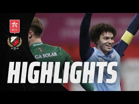 HIGHLIGHTS | MVV Maastricht - Jong FC Utrecht