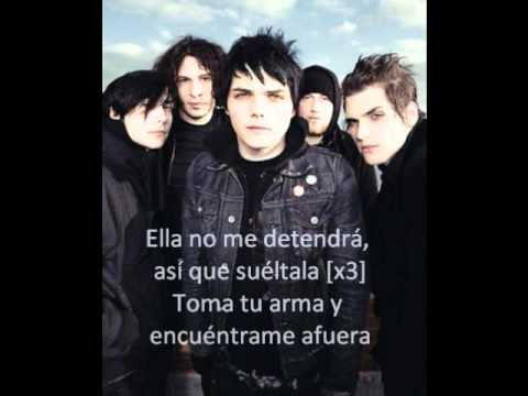 Hang 'em High-My chemical romance subtitulos en español