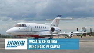 itylink Terbang Seminggu Sekali dari Bandara Ngloram