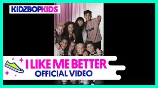 KIDZ BOP Kids - I Like Me Better (Vertical Video) [KIDZ BOP 38]