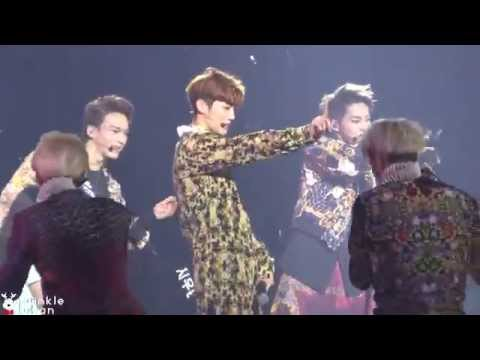 140601 EXO The Lost Planet in HK sorrysorry+링딩동+GEE LUHAN focus