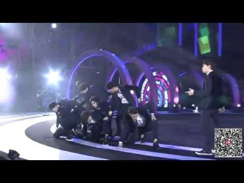 141213 咪咕汇盛典 - EXO Overdose 上瘾