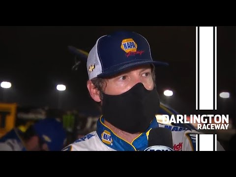 Gustafson: 'You get tired of getting run over like that' | NASCAR at Darlington