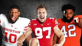 2019 NFL Draft DL prospects: Nick Bosa, Ed Oliver, Christian Wilkins and more | NFL on ESPN