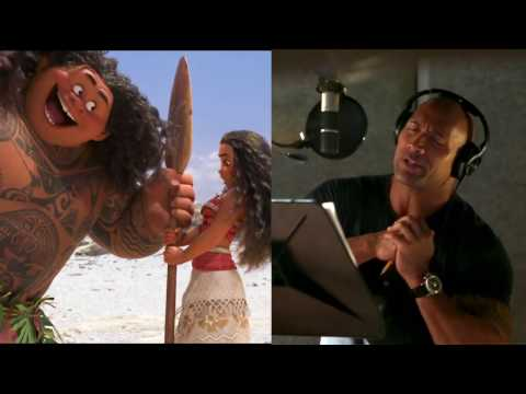 Moana: You're Welcome Digital Bonus Feature - Behind the Scenes