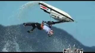Saltos de jetski