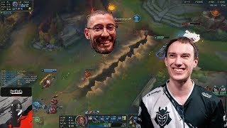 Perkz Stream Best moments #8 | Ready for the Finals Ft Mithy