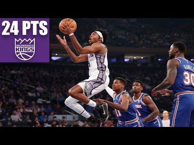 NBA/球隊練習扭傷腳踝 國王主控將缺席三到四週