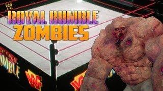 WWE ZOMBIE ROYAL RUMBLE ★ Left 4 Dead 2 (L4D2 Zombie Games)
