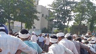 Chikhli Relly Live News Updates | भारतमाला प्रोजेक्ट के विरुद्ध रैली निकाली गई । 24 जनवरी 2019