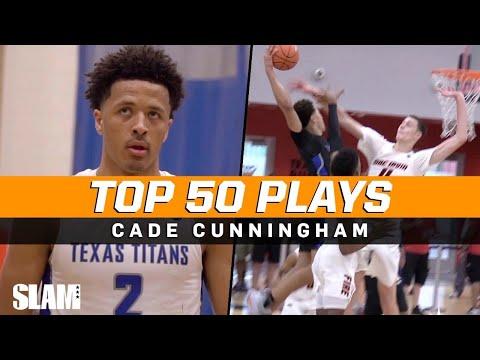 Cade Cunningham BEST PLAYS of Career!