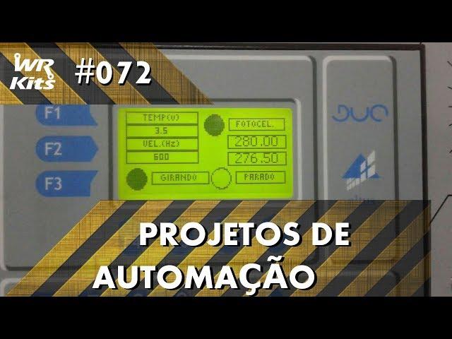 IMPLEMENTAÇÃO DE SEGURANÇA EM MÁQUINA SELADORA COM CLP ALTUS DUO | Projetos de Automação #072