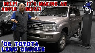Vehicle Making a Horrible Noise?! CAR WIZARD finds the problem & shares how not to be duped by shops