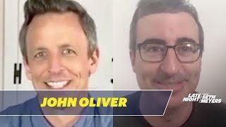 John Oliver Discovered Tiger King's Joe Exotic