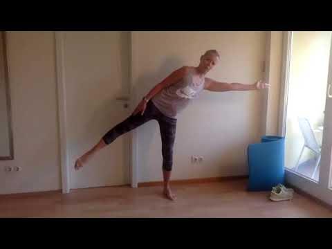 Rückenfitness mit Christiana 02.11.20
