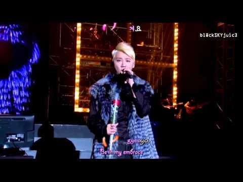 XIA Junsu - Beacuse You're My Woman LIVE [han / rom / eng]