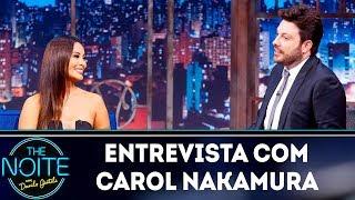 Mix Palestras | Carol Nakamura no The Noite