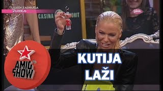 Kutija Laži - Nataša Bekvalac i Ognjen (Ami G Show S11)