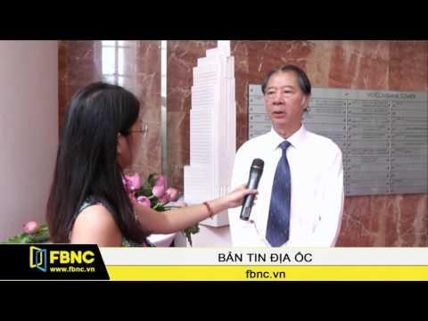 FBNC - Vietcombank Tower mới đi vào hoạt động đã đạt 85% tỷ lệ cho thuê