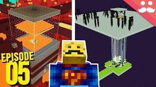 Hermitcraft 8: Episode 5 - DOUBLE MEGA FARMS!