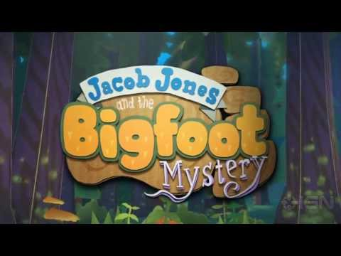 Jacob Jones And The Bigfoot Mystery: Fiendish Puzzles - Smashpipe Games