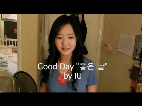 IU - Good Day Cover by Megan Lee (좋은 날 - 아이유)