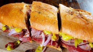 2019 Winning Recipe Ultimate Sub Sandwich
