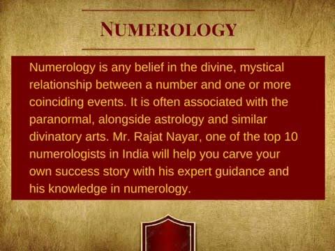 Most Experience Astrology Guru - Mr. Rajat Nayar