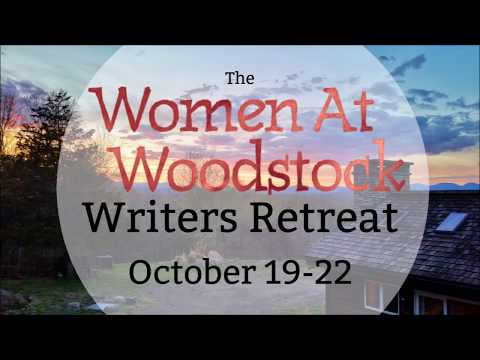 The Women At Woodstock Writers Retreat is for women of all ages and all levels. It includes 2 tracks: Track 1, Writers-In-Process, is led by writing coach Linda Lowen and includes individualized manuscript review, extended writing sessions, and personal guidance on how to get published. Track 2, with writing coach Colleen Geraghty, is for Emerging Writers and follows the Amherst Method, providing a safe space to develop your writing skills through writing prompts, discussions, and feedback
