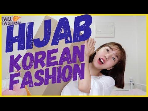 UNBOXING TINGKAT DEWA KOREAN HIJAB FASHION !