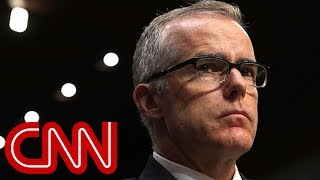 Andrew McCabe is fired, then he fires back