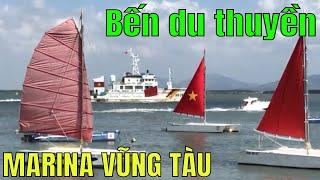 Khám phá bến du thuyền Marina, KDL cực Tây tp Vũng Tàu.=nhac hay anh đep du lich kham pha.=62-22645