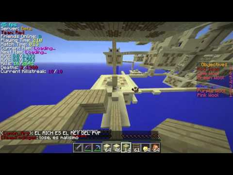 Minecraft PvP - Project Ares Ep9, Golden Drought II Double Double Cap - Smashpipe Games