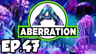 ARK: Aberration Ep.47 - HIGH LEVEL REAPER QUEEN IMPREGNATION ATTEMPT!!! (Modded Dinosaurs Gameplay)